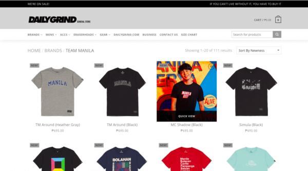 Online Shopping Sites Philippines - TeamManila Lifestyle
