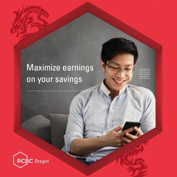 high-interest savings account in the Philippines - RCBC Dragon Peso