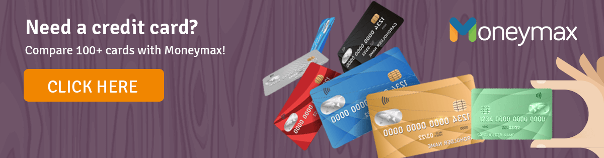 Apply for a credit card at Moneymax!