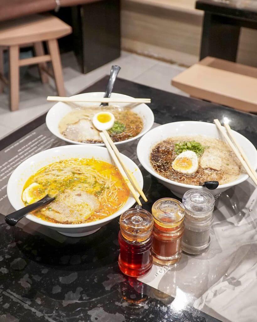 Where to Eat in Makati for Every Budget - Ramen Kuroda