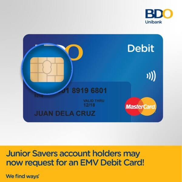 Best Savings Accounts for Kids - BDO Junior Savers