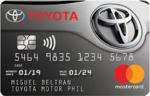 metrobank toyota mastercard