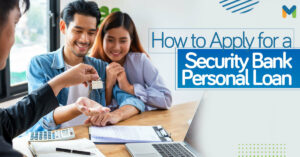 Security Bank Personal Loan Application Guide