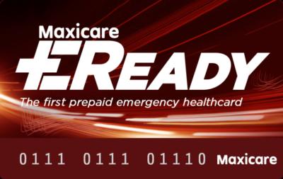 Maxicare EReady Titanium Health Card