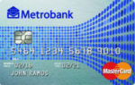 credit cards with no annual fee - metrobank m free mastercard