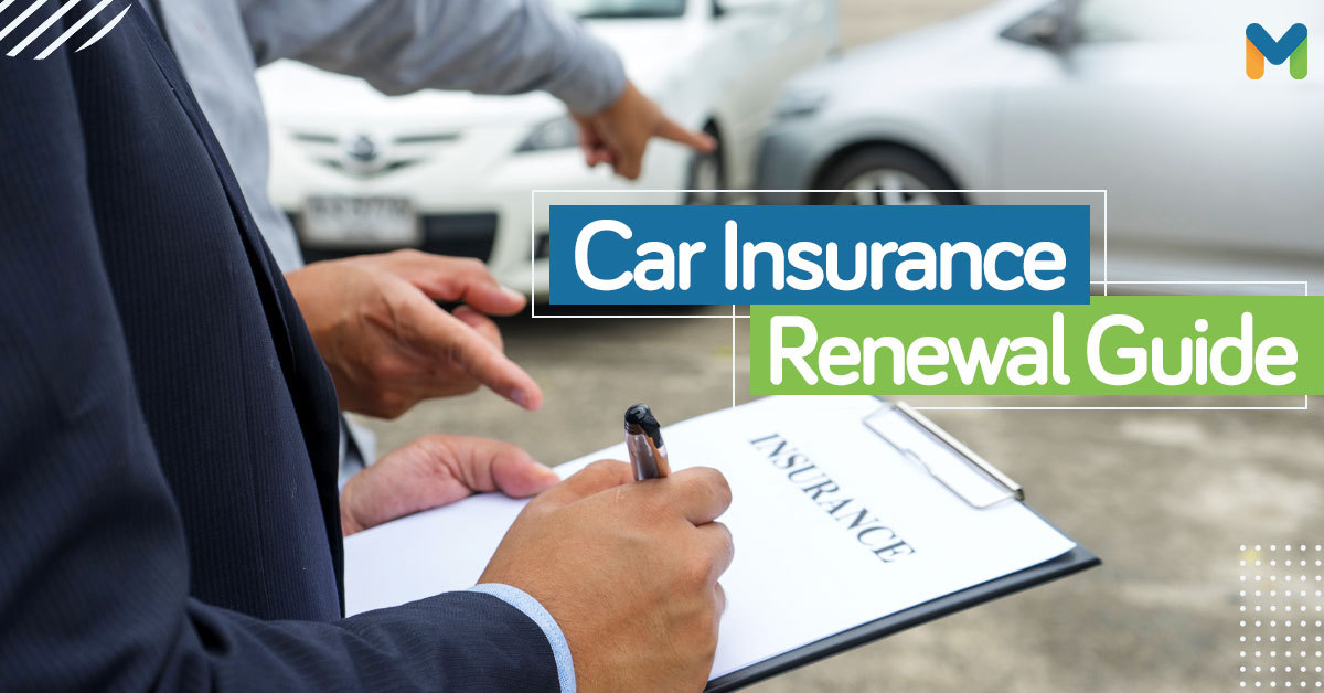 How to Renew Car Insurance in the Philippines | Moneymax