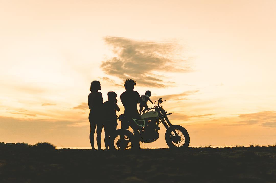 luke landrigan wife and kids