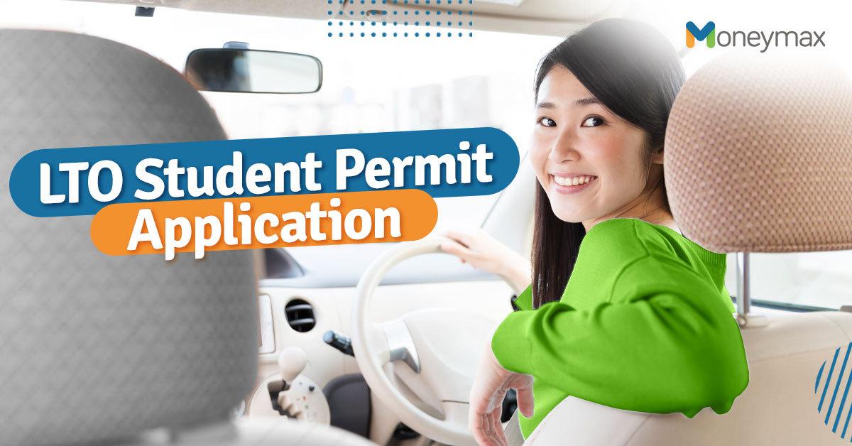 LTO Student Permit Application   Moneymax