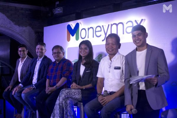 participants for Moneymax Rapid Fire questions