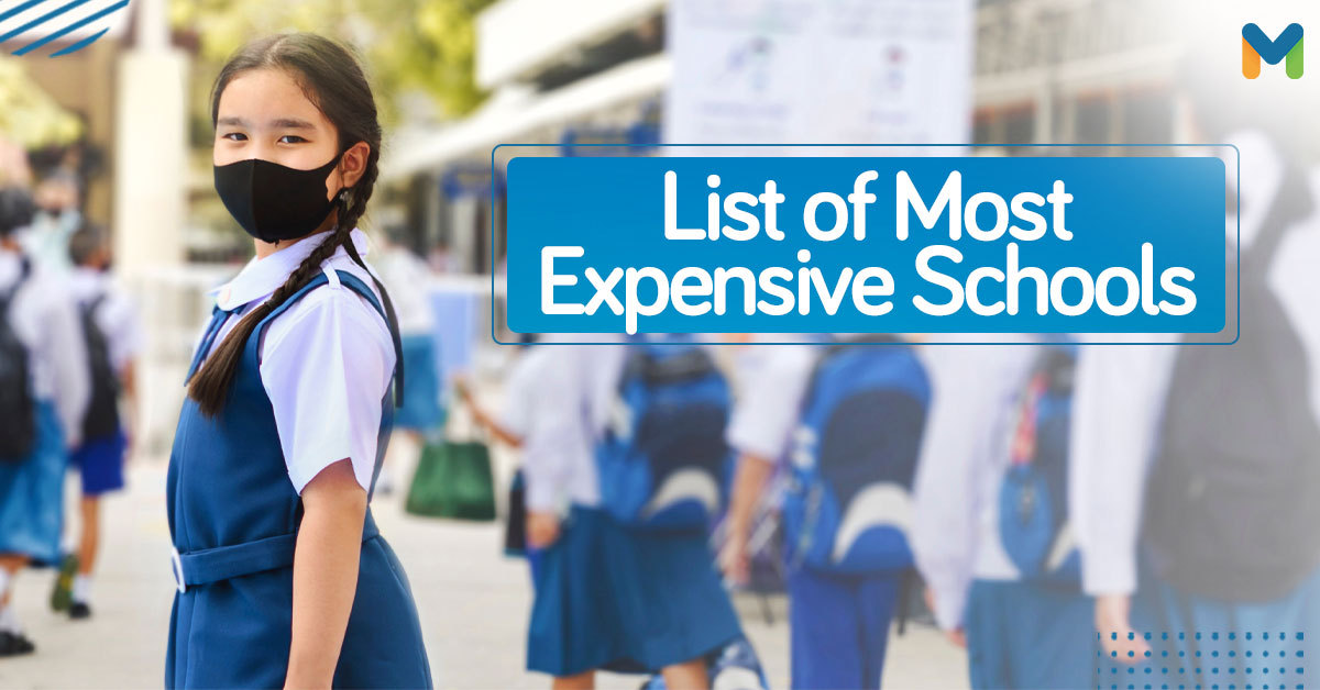 most expensive school in the philippines