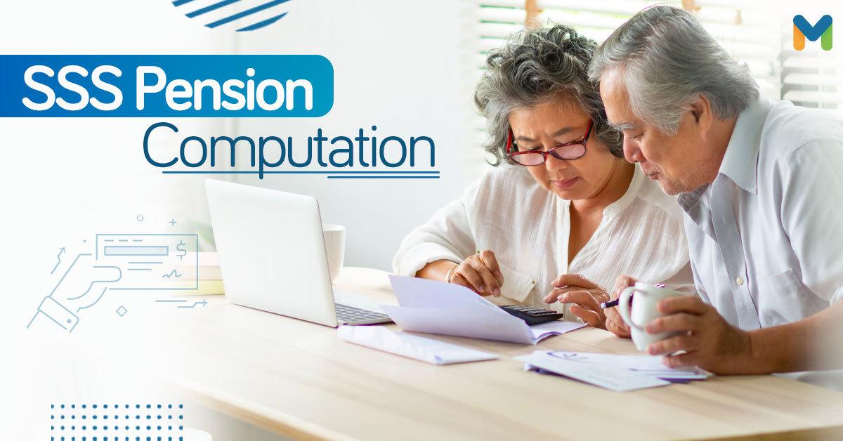 SSS Pension Computation