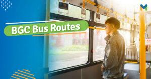 BGC Bus Routes