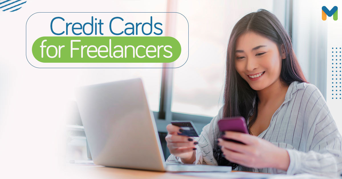 credit card for freelancers in the Philippines