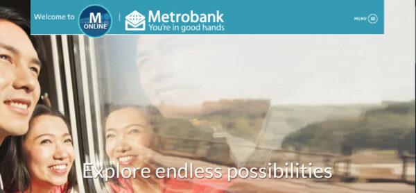 Metrobank secured credit card