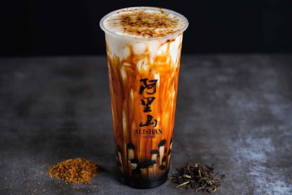 Best Milk Tea in the Philippines - Alishan at The Alley