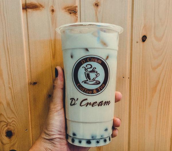 Best Milk Tea in the Philippines - D'Cream Coffee and Tea