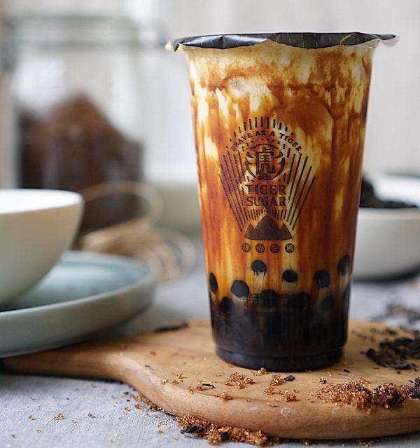 Best Milk Tea in the Philippines - Tiger Sugar
