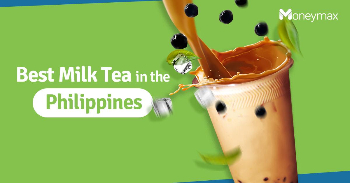 Best Milk Tea in the Philippines | Moneymax
