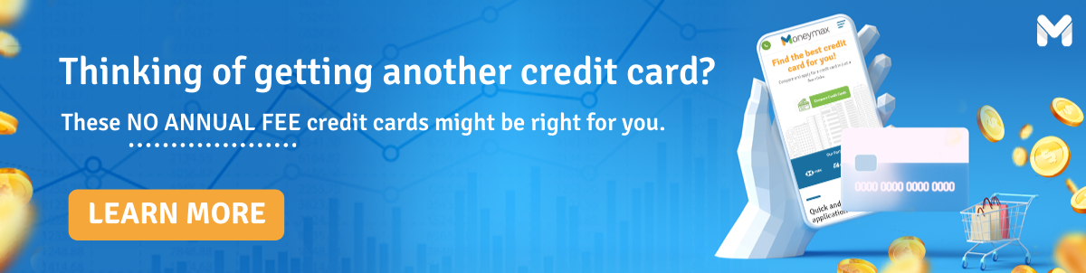 apply for a no annual fee credit card