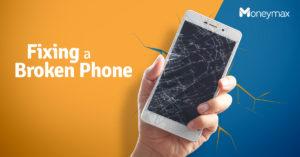 broken phone fix