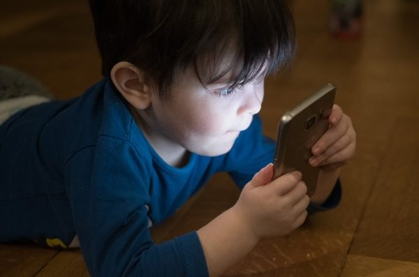 Damaged Phone Causes - Letting Kids Use the Phone
