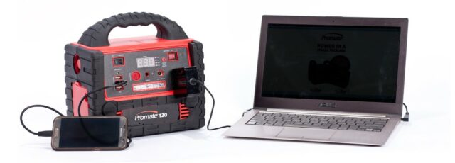 gift ideas for techies - promate 120 powerstation