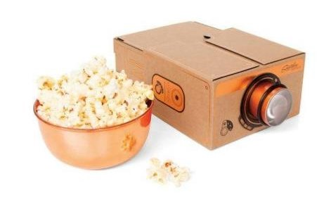 gift ideas for techies - smartphone projector
