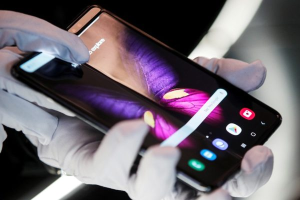 Cool Smartphones Worth More Than Their Value - Samsung Galaxy Fold
