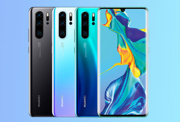 Android Phone Brands in PH - Huawei P30 Pro