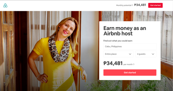 How Much Can I Earn with Airbnb Philippines - Airbnb Calculator