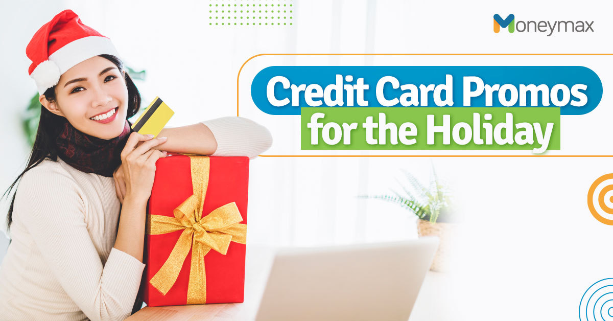 Credit Card Christmas Promotion 2020 | Moneymax