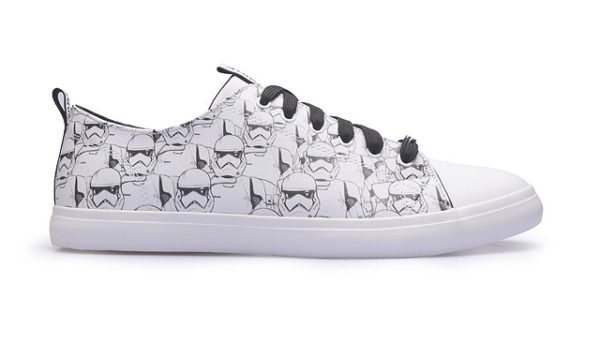 Unique Gift Ideas for Millennials - stormtrooper sneakers