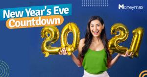 2021 new years eve countdown