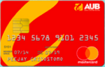 credit cards for first-timers - aub classic mastercard