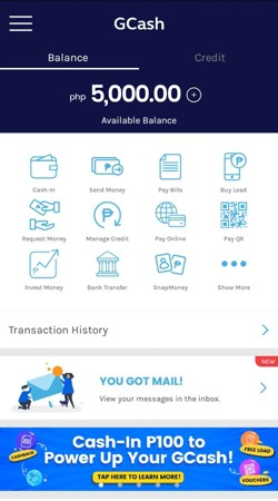best budgeting apps in the philippines - gcash