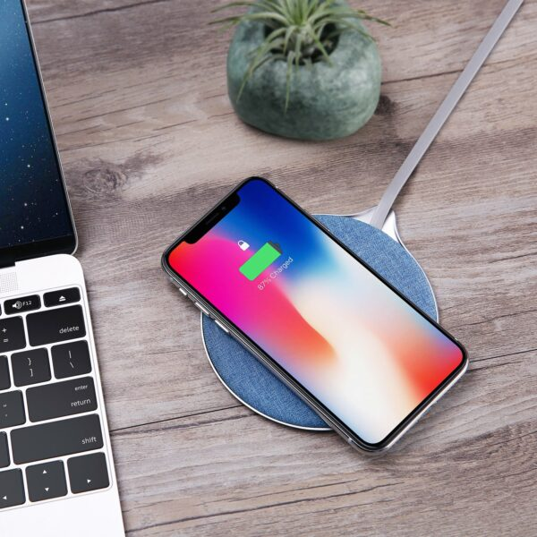 Phone Accessories - Aukey wireless charger
