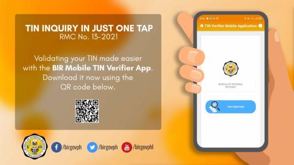TIN Verifier App