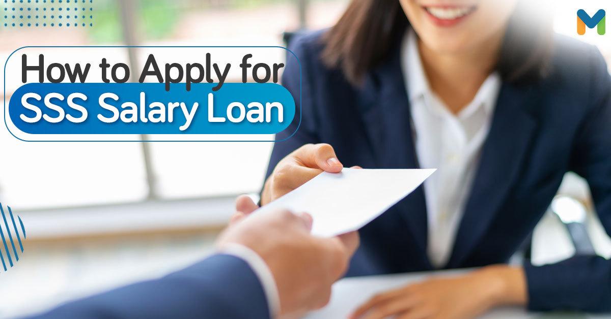 SSS Salary Loan Online