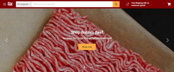 Online Grocery Delivery in the Philippines - Rare Food Shop