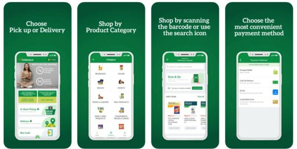 Online Grocery Delivery in the Philippines - Puregold Mobile App