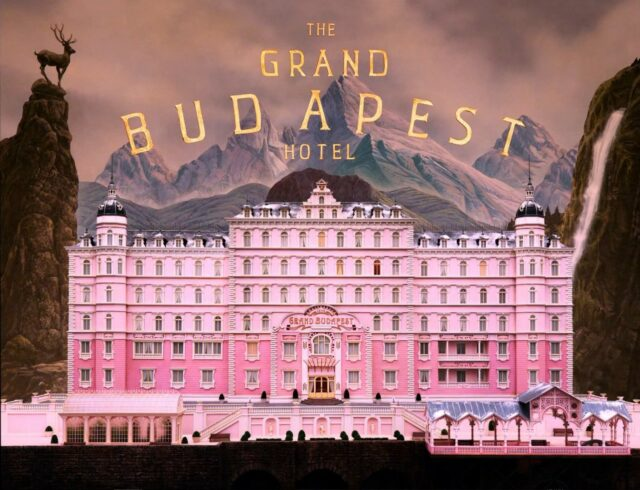 What to Watch - The Grand Budapest Hotel