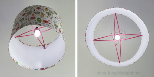 Do It Yourself Lampshade