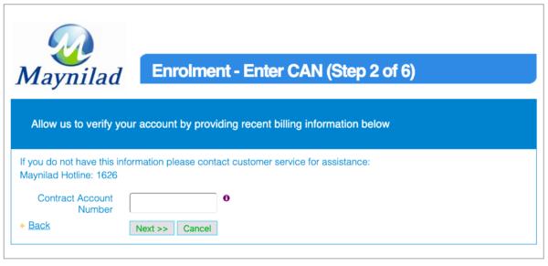 Maynilad Water Bill Online Guide - Maynilad Online Account Registration