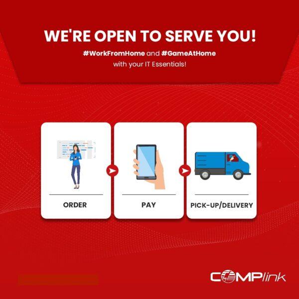 Online Gadget Stores Operating During ECQ - Complink