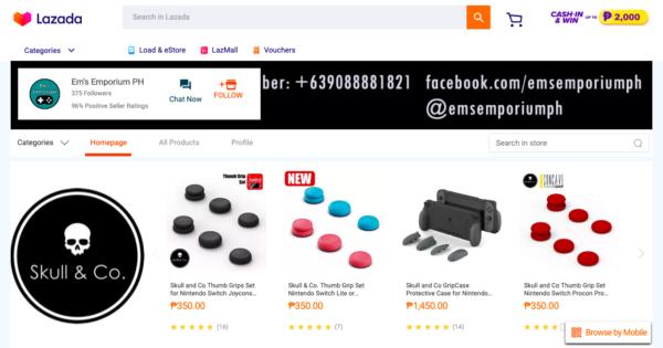 Online Gadget Stores Operating During ECQ - Em's Emporium PH
