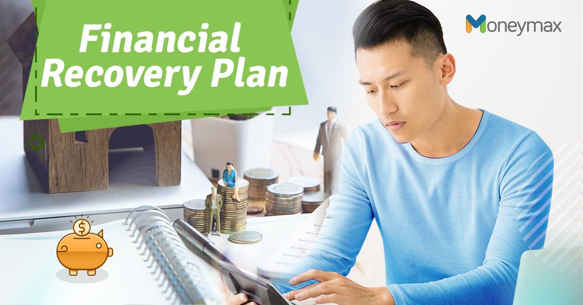 financial recovery plan - moneymax