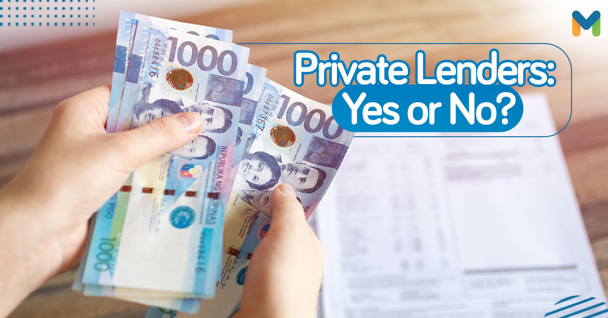 Private Money Lenders in the Philippines
