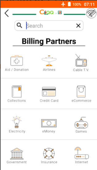 7-11 CLiQQ Bills Payment