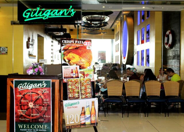 cheap food delivery - giligan's restaurant