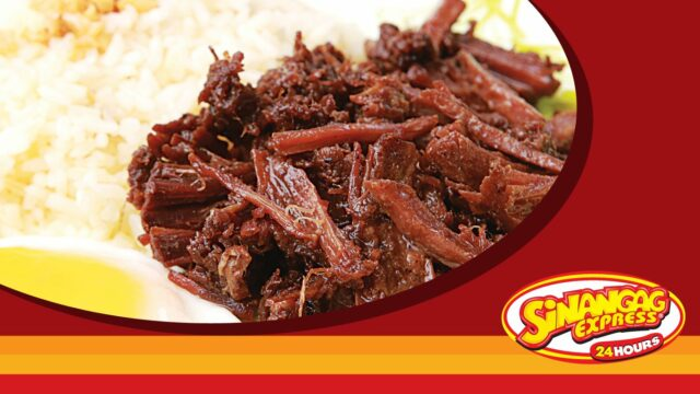 cheap food delivery - sinangag express
